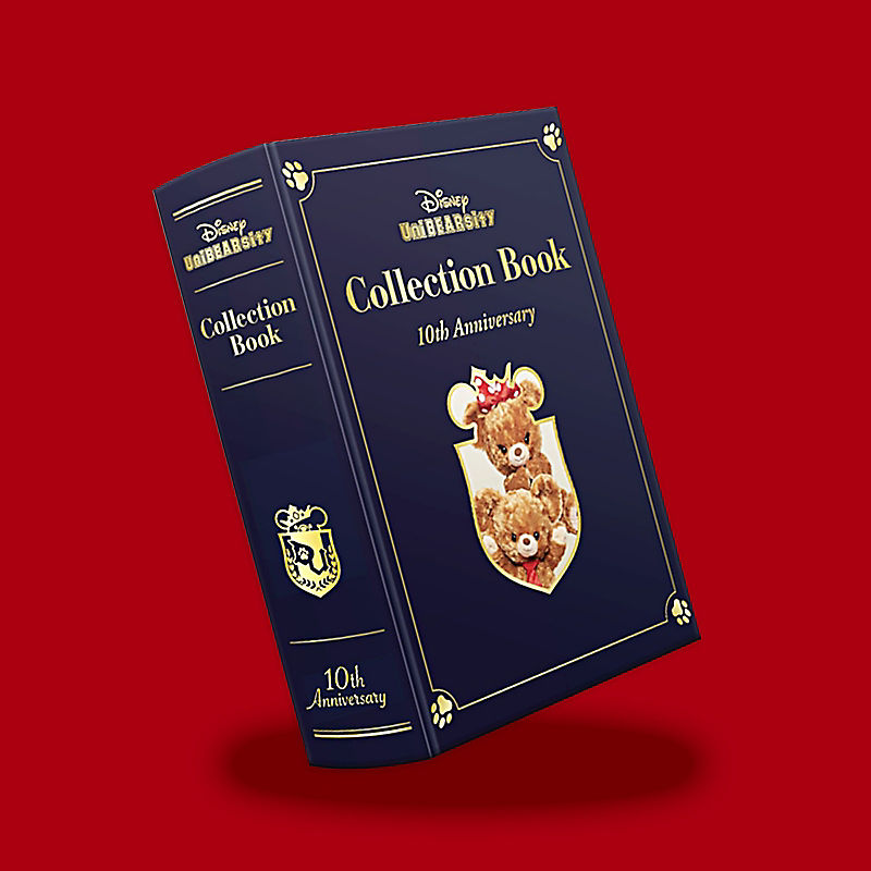 Disney UniBEARsity Collection Book