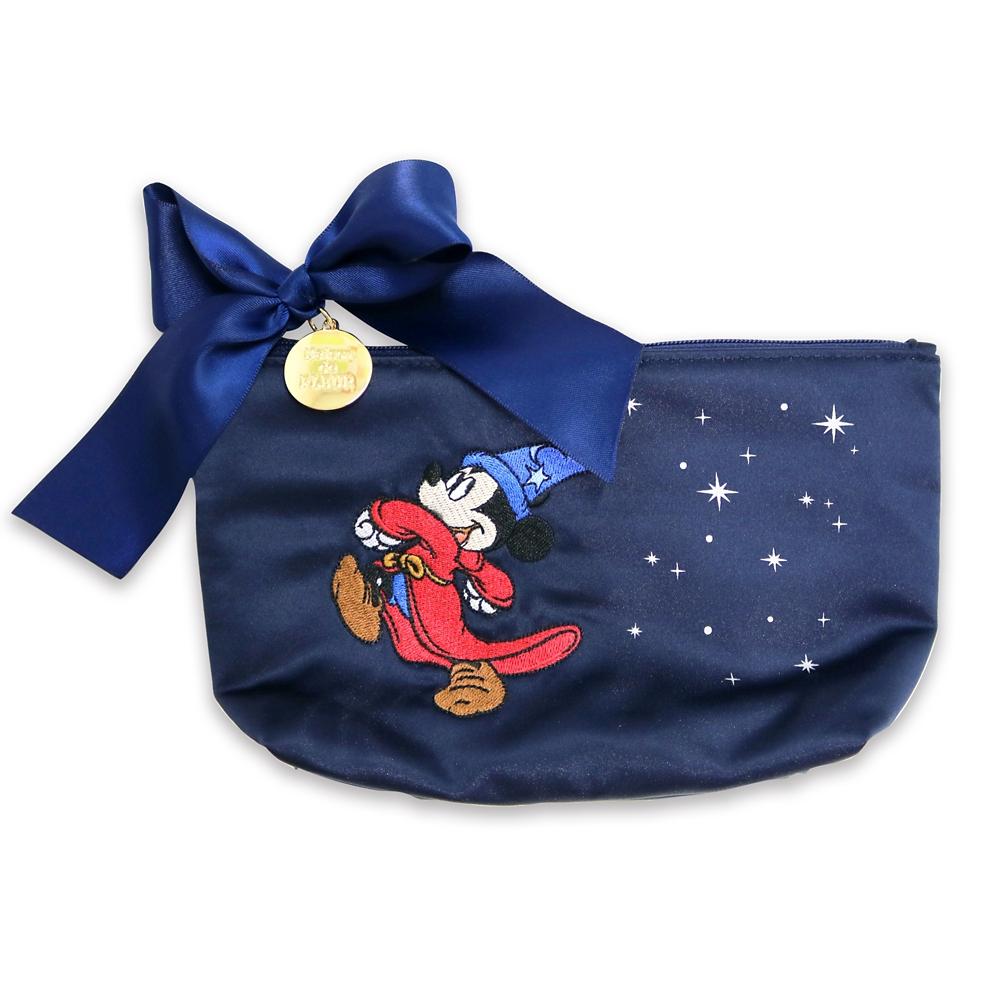 【メゾン ド フルール】MickeyMouse/Fantasiaベーシックポーチ【受注商品】