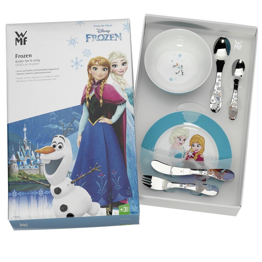 アナと雪の女王 カトラリー 6Pセット