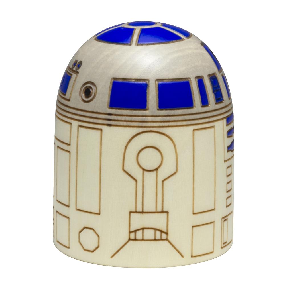 【卯三郎こけし】こけし R2-D2