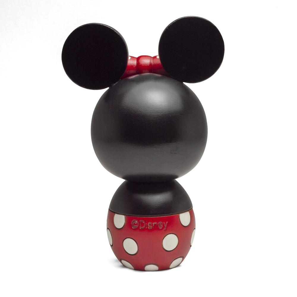 【卯三郎こけし】こけし ミニーマウス
