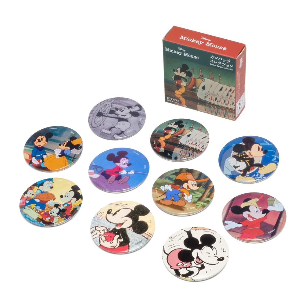ディズニーカンバッジコレクション ブラインド ミッキーマウスシリーズ