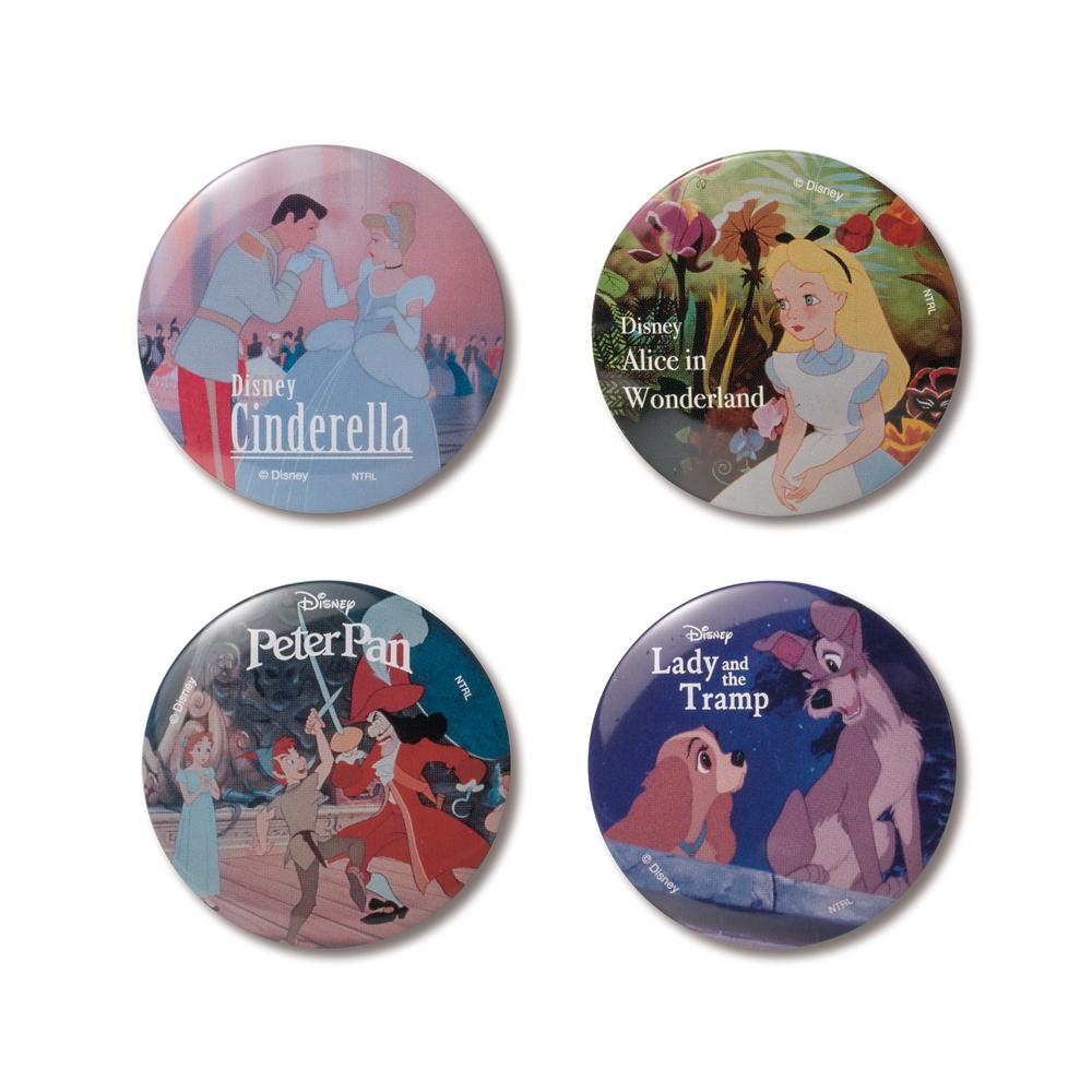 ディズニーカンバッジコレクション ディズニー コンプリートセット 全10種