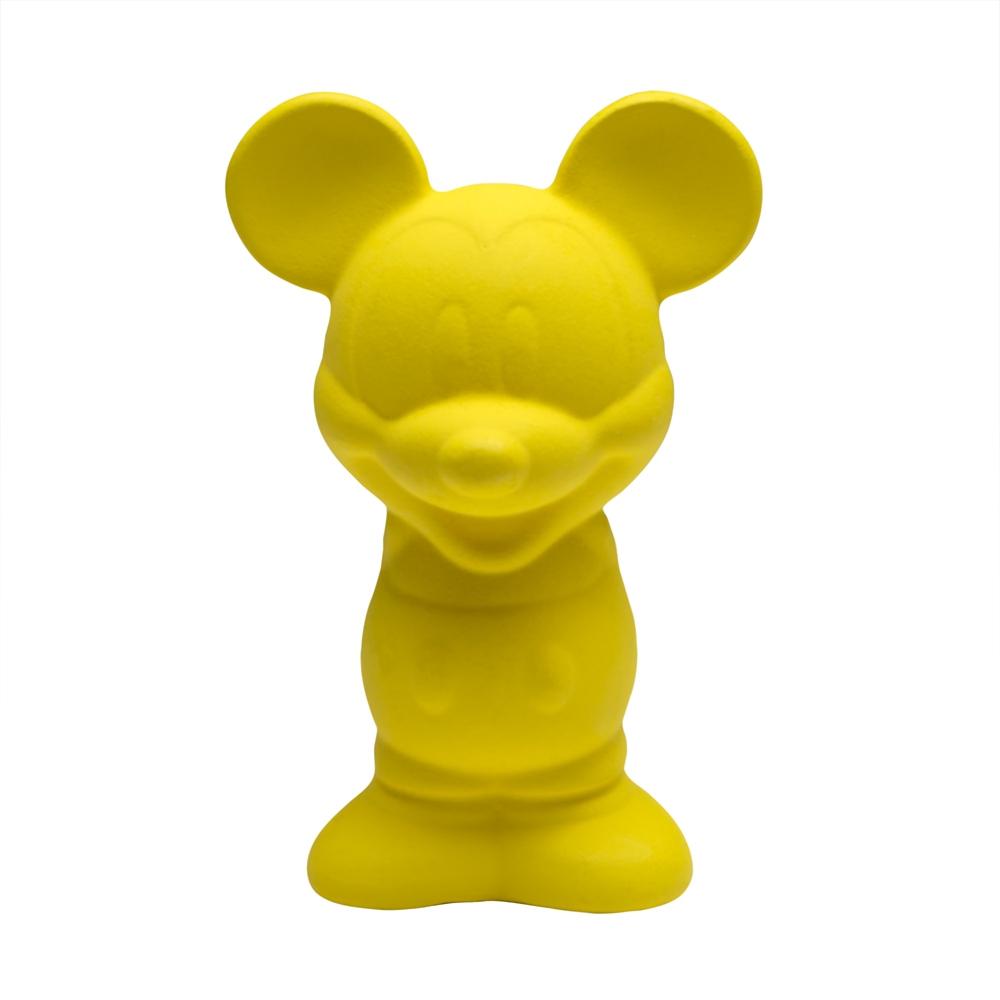 HAPPINESSフィギュア ミッキーマウス イエロー