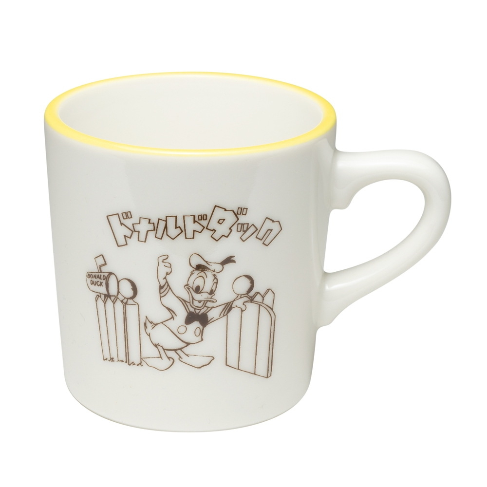 マッグカップ ドナルドダッグ 復刻絵本シリーズ