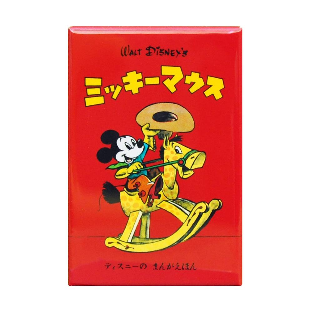 缶マグネット ミッキーマウス