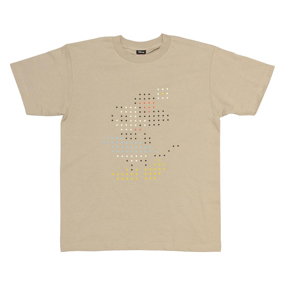 Tシャツ ミニーマウス ドットL