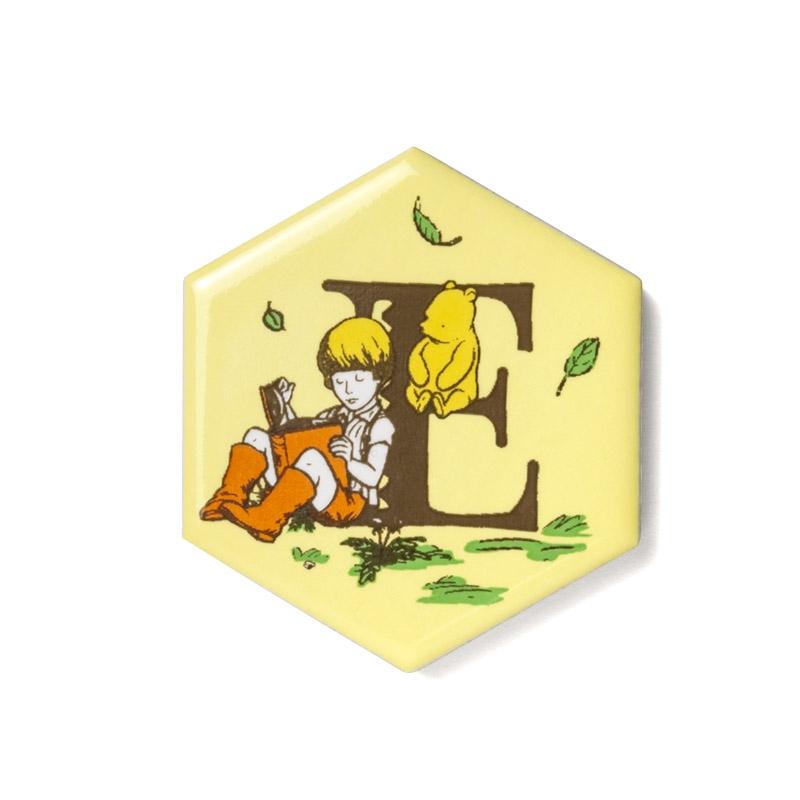 shopDisney先行販売・ハチミツの日シリーズ ハニカムタイル(E)くまのプーさん
