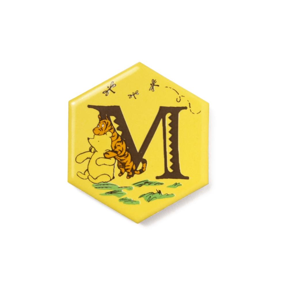 shopDisney先行販売・ハチミツの日シリーズ ハニカムタイル(M)くまのプーさん