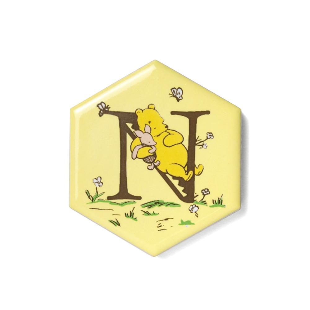 shopDisney先行販売・ハチミツの日シリーズ ハニカムタイル(N)くまのプーさん