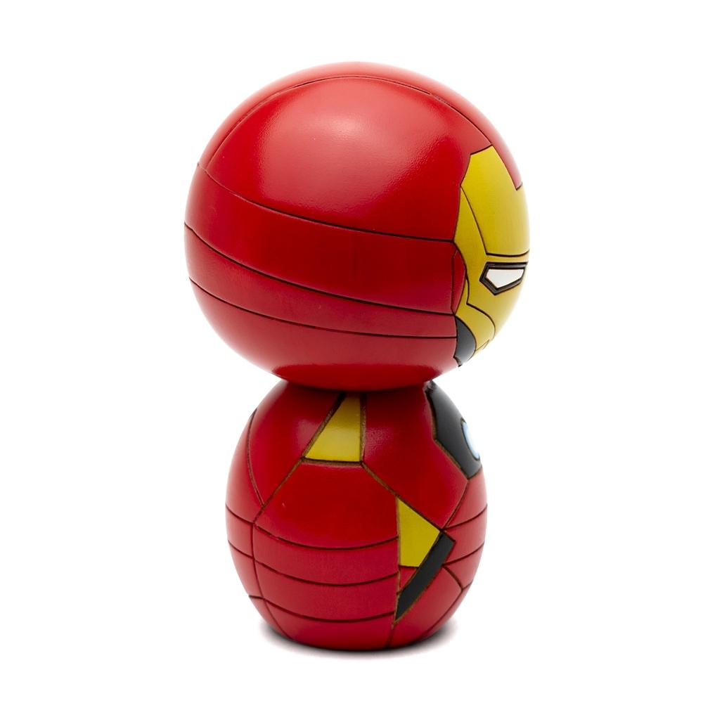 【卯三郎こけし】こけし アイアンマン