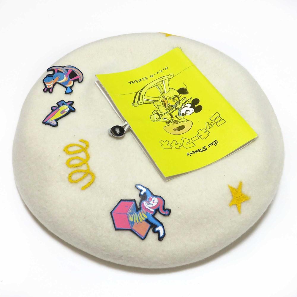 HAT 【book】ミッキーマウス