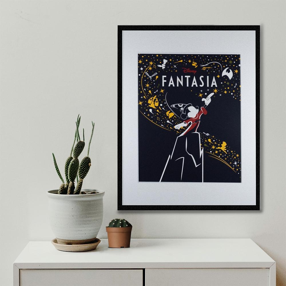 シルクスクリーンポスター -Fantasia-