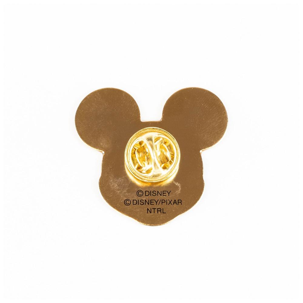 ミッキー ピンバッジ C Disney FAN 30th anniversary
