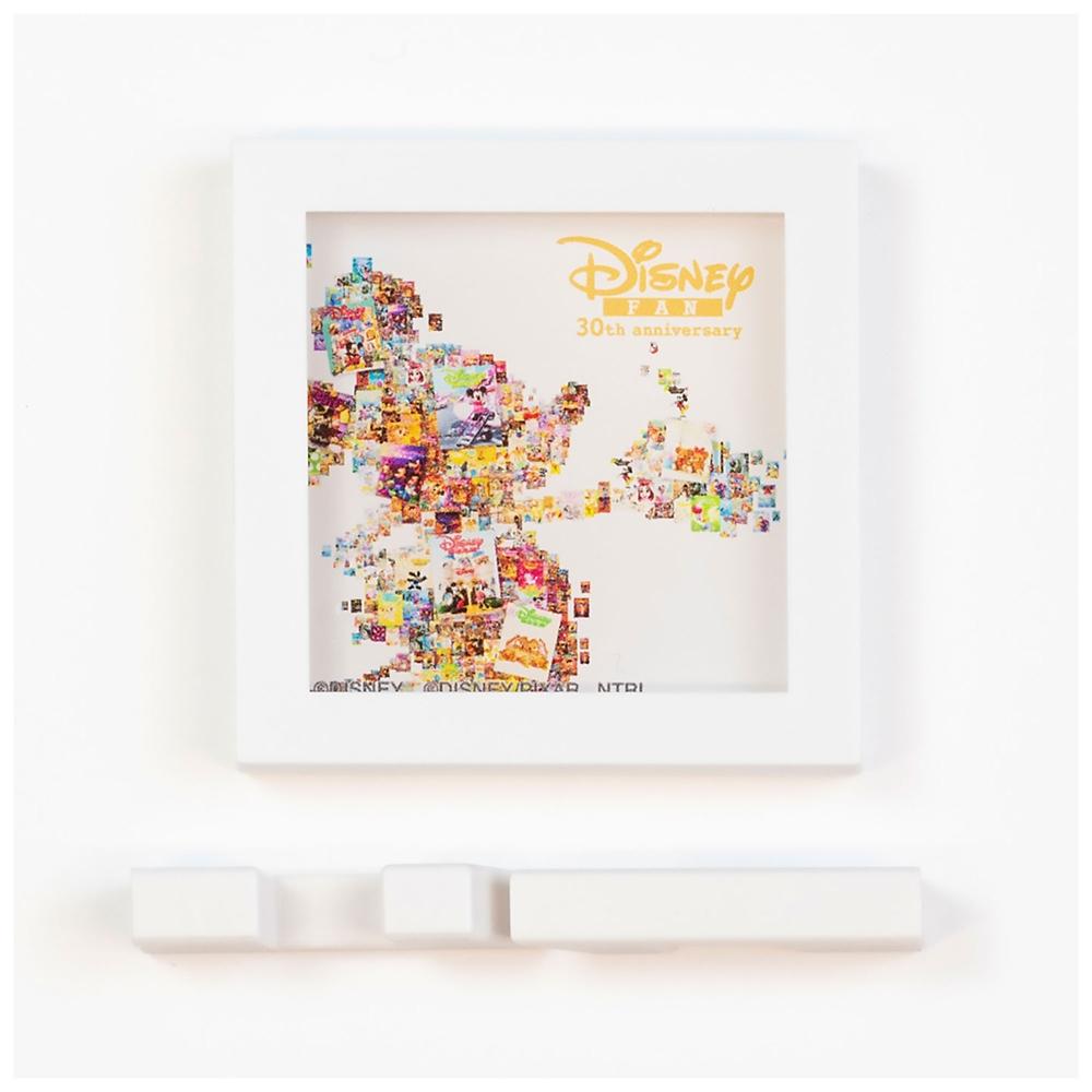 ミッキー スタンドフレーム A Disney FAN 30th anniversary