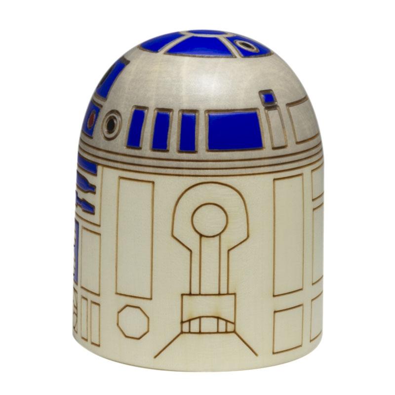【数量限定】卯三郎こけし R2-D2&BB-8 セット
