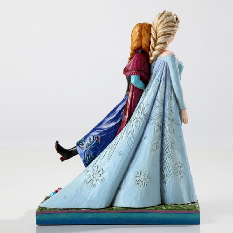 【enesco】アナと雪の女王 フィギュア DISNEY TRADITIONS