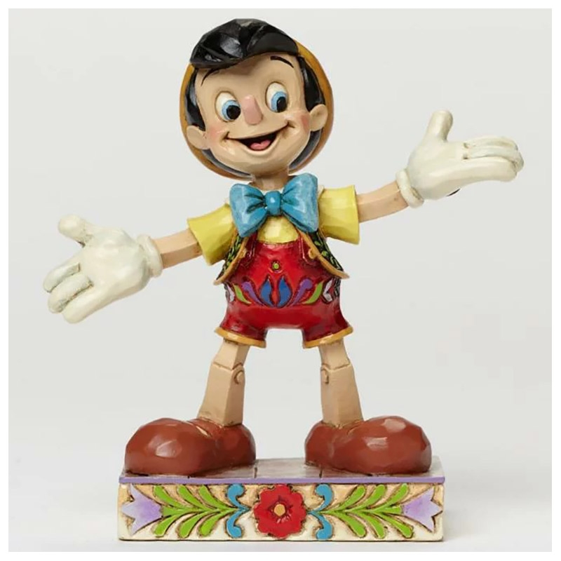【enesco】ピノキオ フィギュア DISNEY TRADITIONS