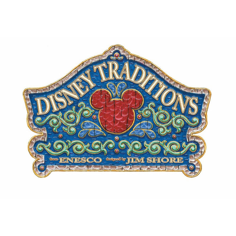 【enesco】イーヨー フィギュア DISNEY TRADITIONS