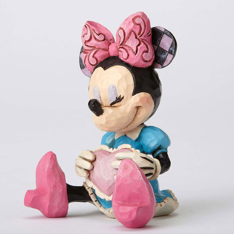 【enesco】フィギュア(S) ミニー DISNEY TRADITIONS