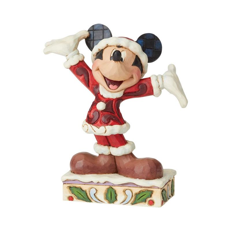 【enesco】ミッキーのクリスマス DISNEY TRADITION