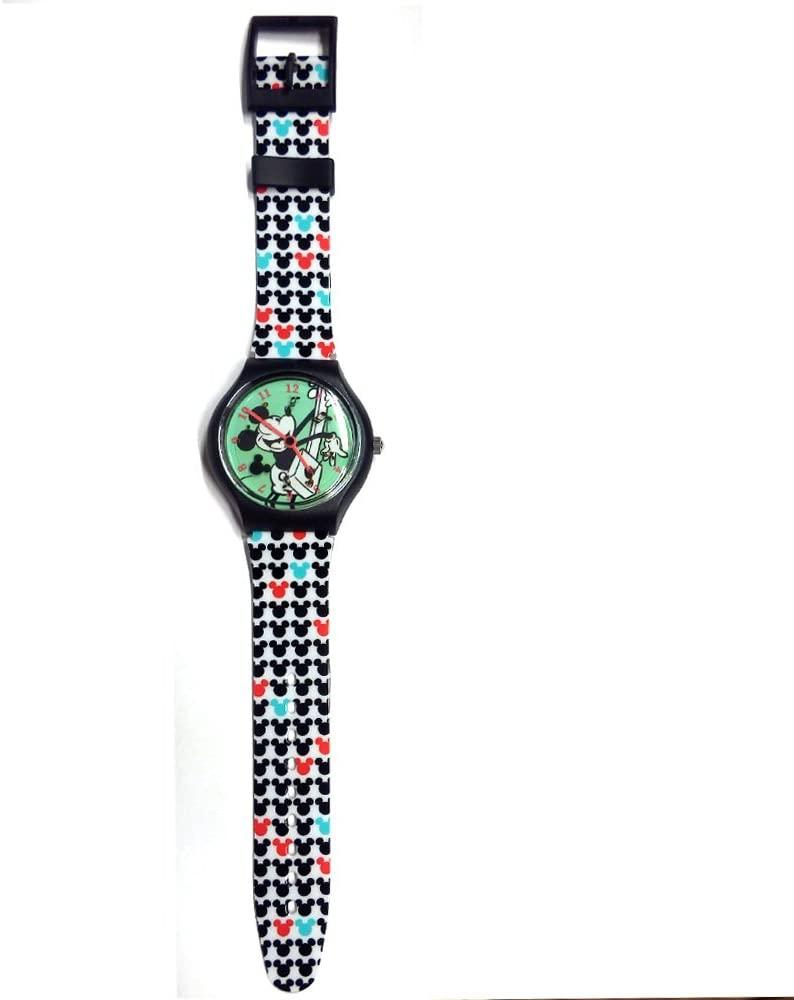 ディズニー ミッキーミュージック 腕時計 男女共用