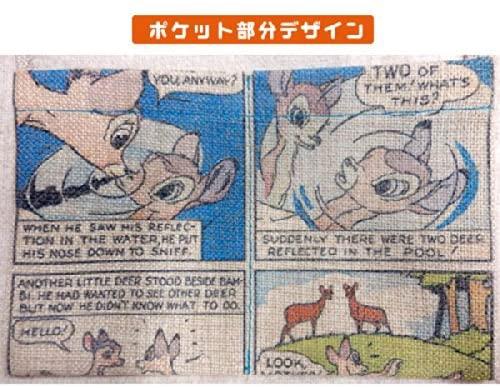 ディズニー バンビ トートバッグ / コミック