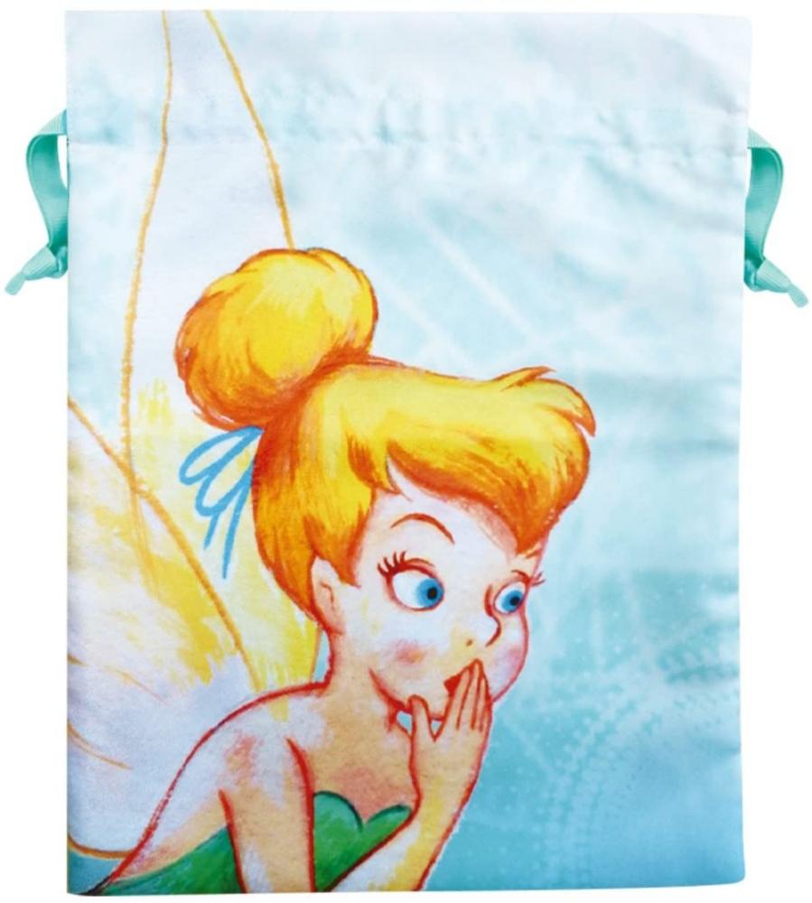 ディズニー トラベル巾着 ティンカーベル L-size