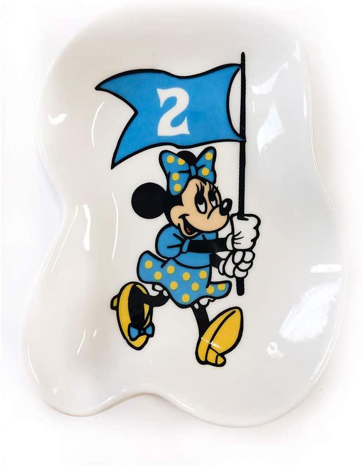 ノスタルジカ 変型小皿ミニーフラッグ2