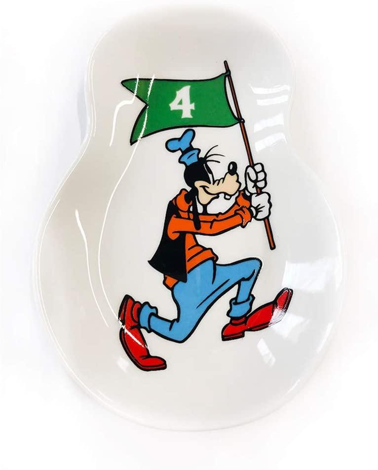 ノスタルジカ 変型小皿グーフィーフラッグ4