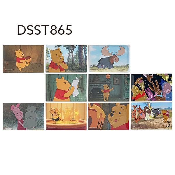 【 Disney 】 くまのプーさん プー/マグネットボックスセット