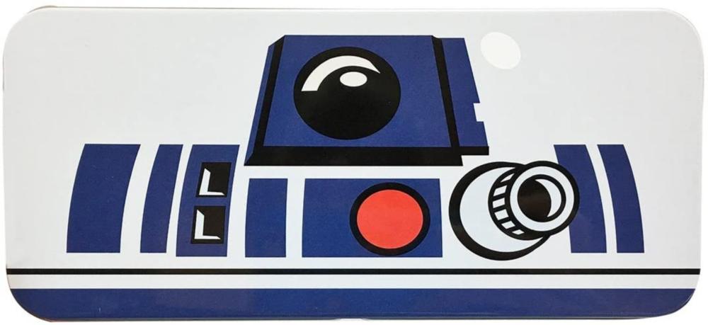 スター・ウォーズ カンペンケース R2-D2 アップ