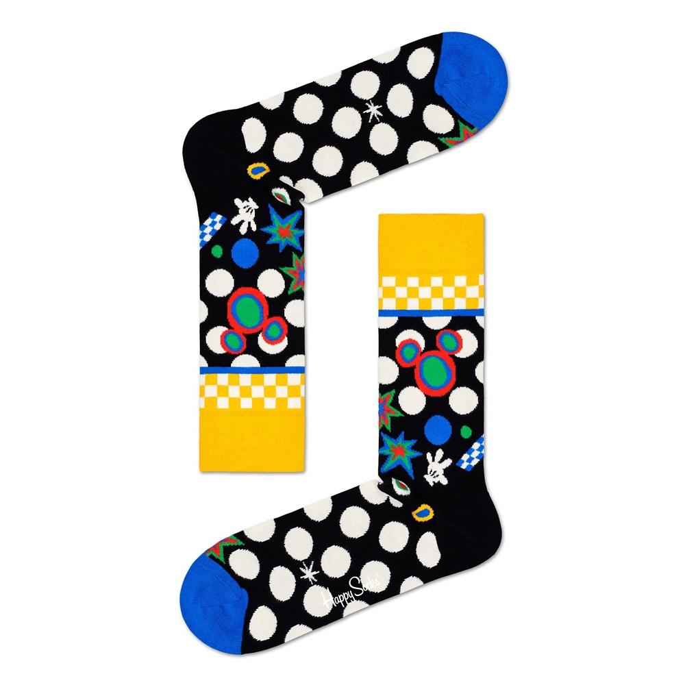 ミッキー&ミニー 靴下 メンズ 6足セット ギフト