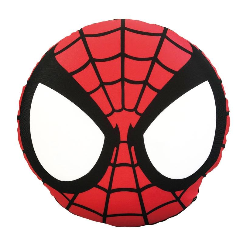 【HAPI+TAS】マーベル スパイダーマン ネックピロー 2WAY 2in1枕