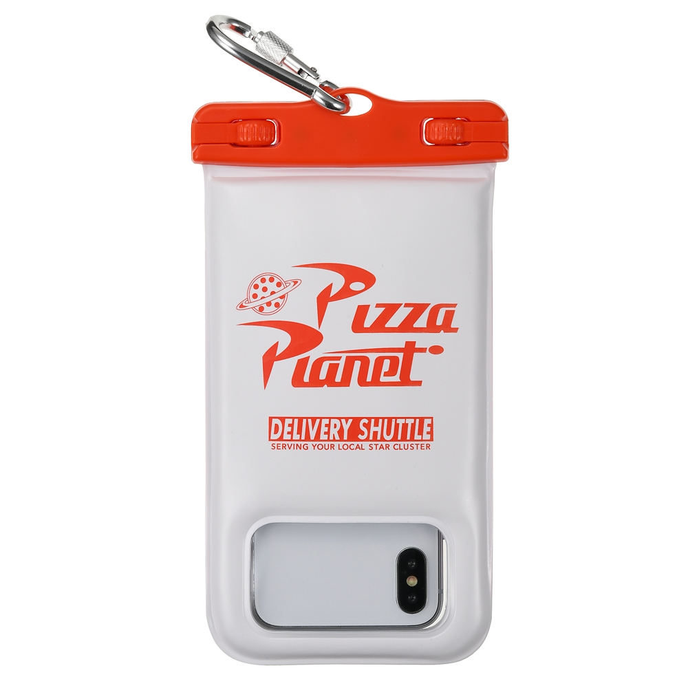 【DIVAID】ピザ・プラネット フローティング防水ケース トイ・ストーリー