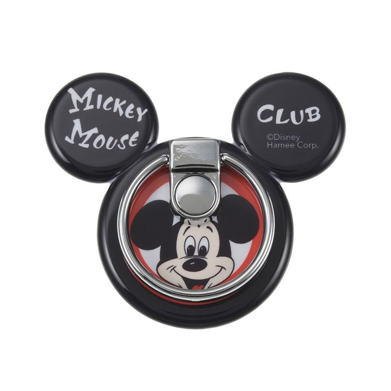 ミッキー バンカーリング アイコン ミッキーマウス・クラブ