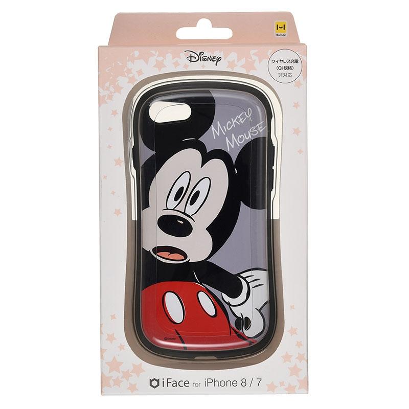 【iFace】ミッキー iPhone 7/8用スマホケース・カバー アップ iFace First Classケース