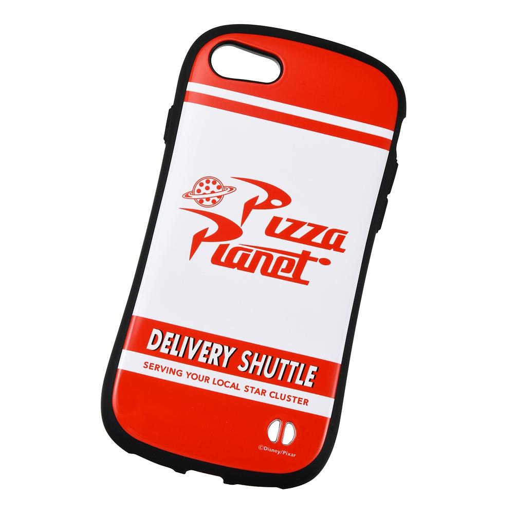 【送料無料】【iFace】ピザ・プラネット iPhone 7/8/SE(第2世代)用スマホケース・カバー iFace First Classケース
