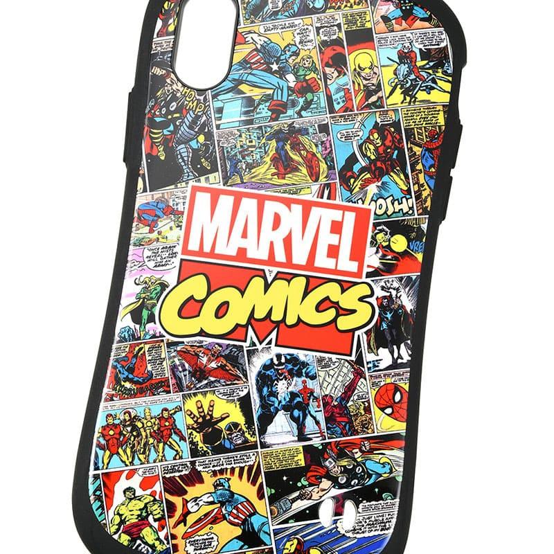 【iFace】マーベル iPhone X/XS用スマホケース・カバー ヒーロー コミック iFace First Classケース