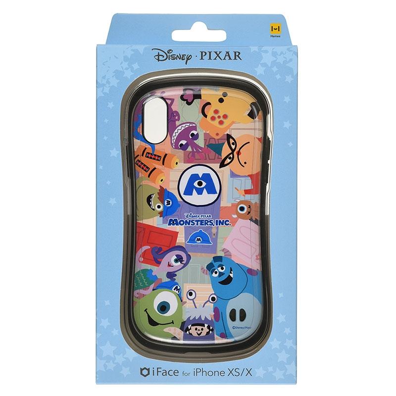 【iFace】モンスターズ・インク iPhone X/XS用スマホケース・カバー iFace First Classケース