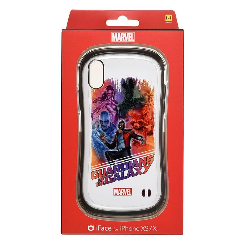 【iFace】マーベル ガーディアンズ・オブ・ギャラクシー iPhone X/XS用スマホケース・カバー iFace First Classケース