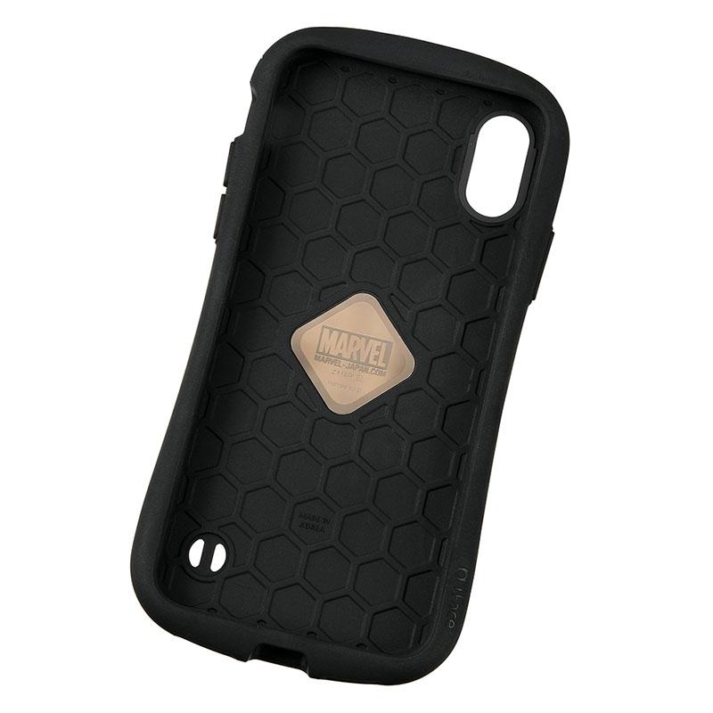 【iFace】マーベル スターク・インダストリーズ iPhone X/XS用スマホケース・カバー iFace First Classケース ブラック