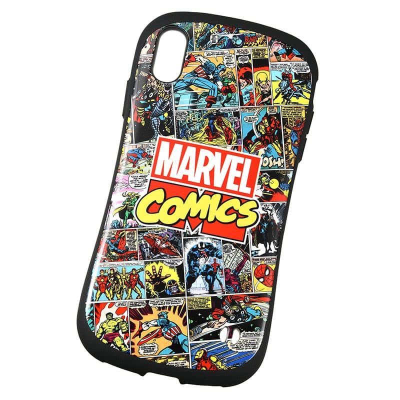 【iFace】マーベル iPhone XS Max用スマホケース・カバー ヒーロー コミック iFace First Classケース