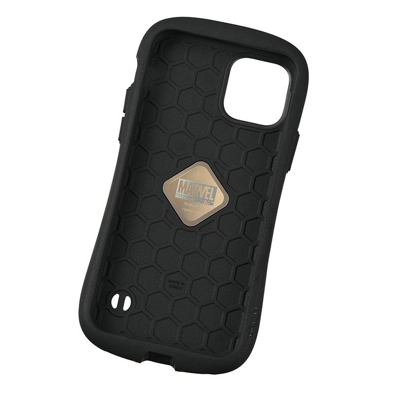 【iFace】マーベル スターク・インダストリーズ iPhone 11 Pro用スマホケース・カバー iFace First Classケース ブラック