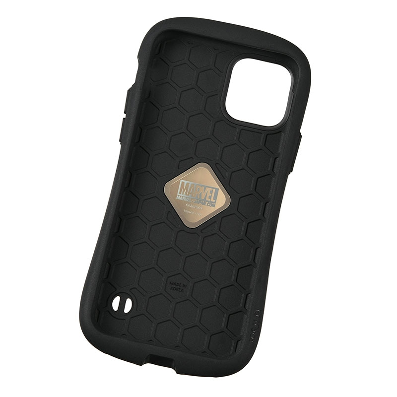 【iFace】マーベル iPhone 11 Pro用スマホケース・カバー コミック表紙 ロゴ iFace First Classケース