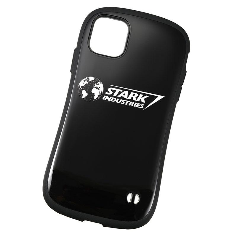 【iFace】マーベル スターク・インダストリーズ iPhone 11用スマホケース・カバー iFace First Classケース ブラック