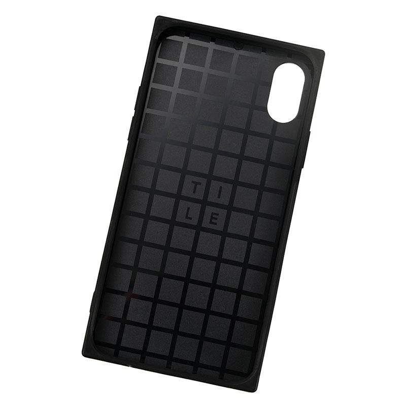 アリス iPhone X/XS用スマホケース・カバー グリッター TILEケース