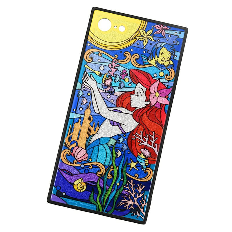 アリエル&フランダー iPhone 7/8用スマホケース・カバー グリッター TILEケース