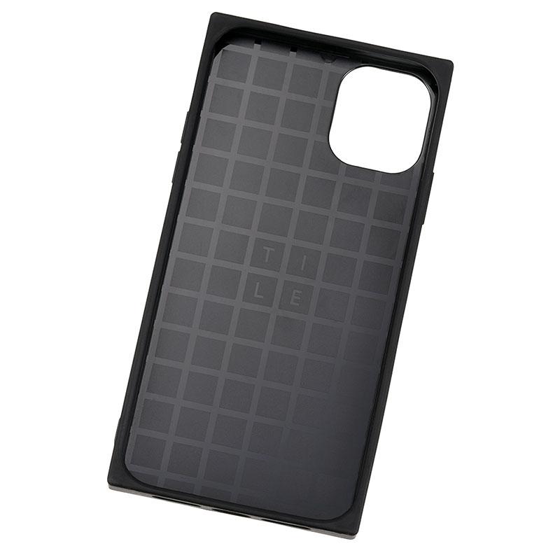 ラプンツェル&パスカル iPhone XI用スマホケース・カバー グリッター TILEケース