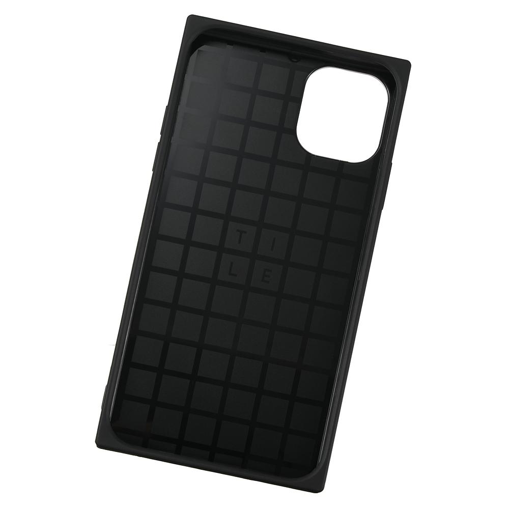 ミニー iPhone 11用スマホケース・カバー グリッター コスメデザイン TILEケース